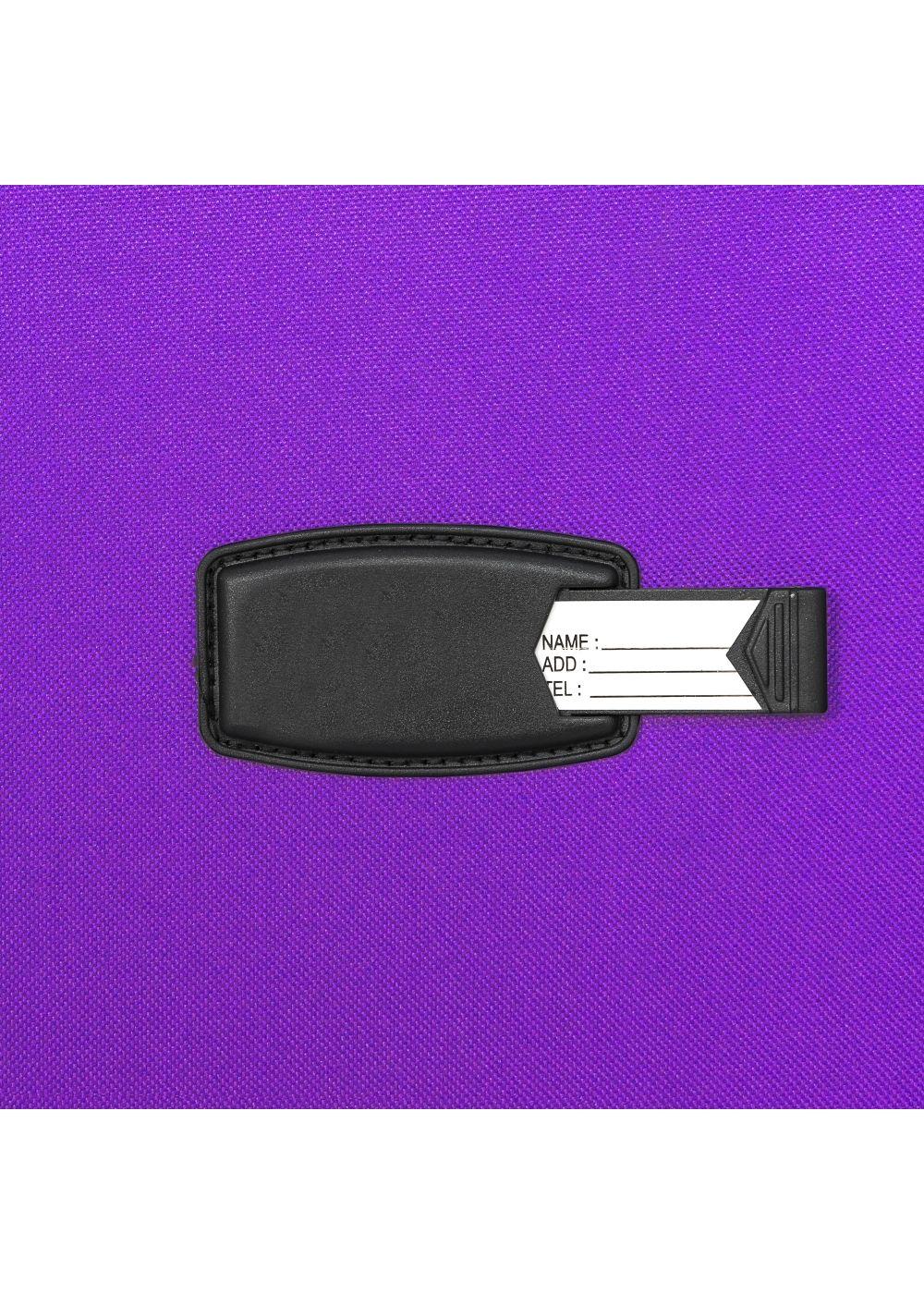 Walizka mała na kółkach WALNY-0030-72-19