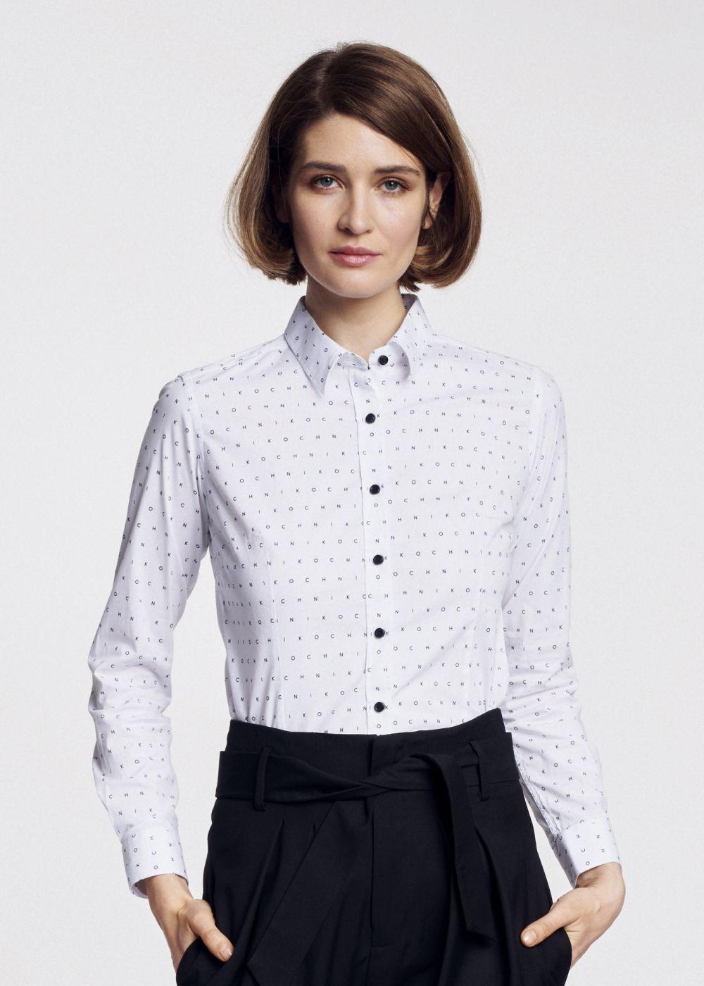 Koszula damska KOSDT-0086-11(W21)
