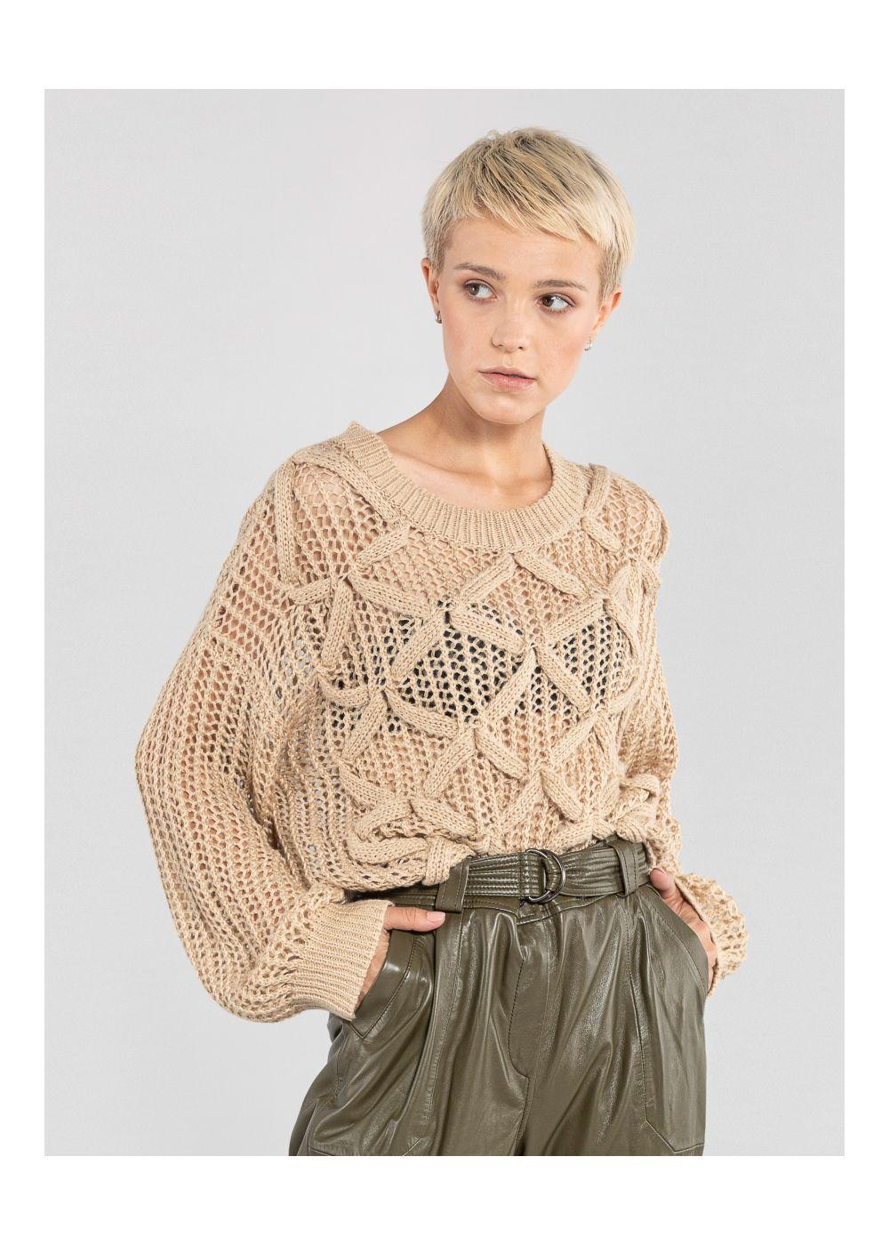 Sweter damski SWEDT-0140-81(Z20)