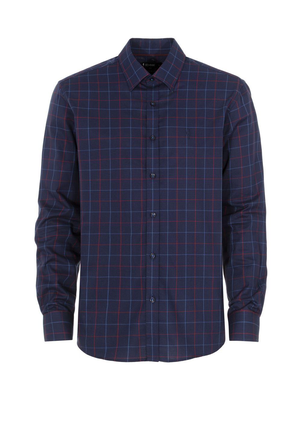 Koszula męska KOSMT-0230-69(Z21)