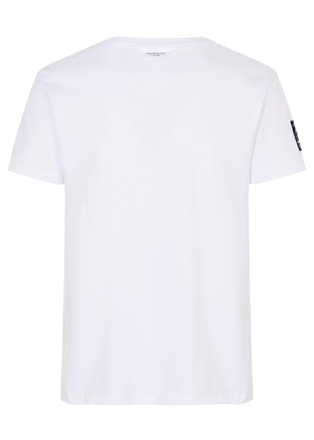 T-shirt męski TSHMT-0039-11(W21)