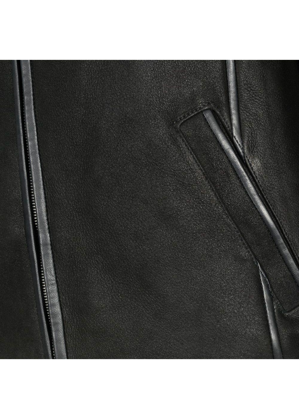 Kożuch męski KOZMS-0007-4127(Z21)