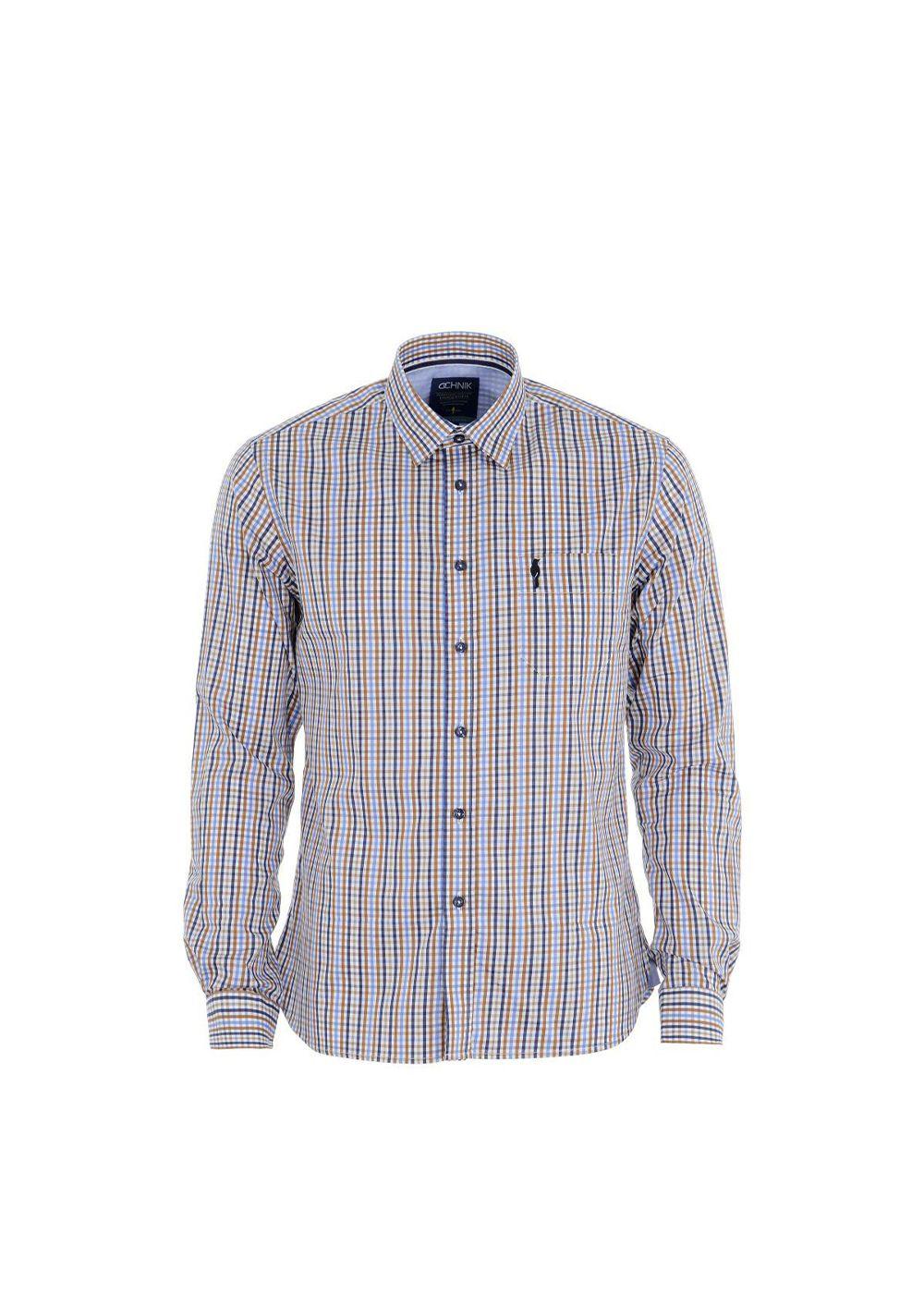 Koszula męska Arnus KOSMT-0008-89(Z16)