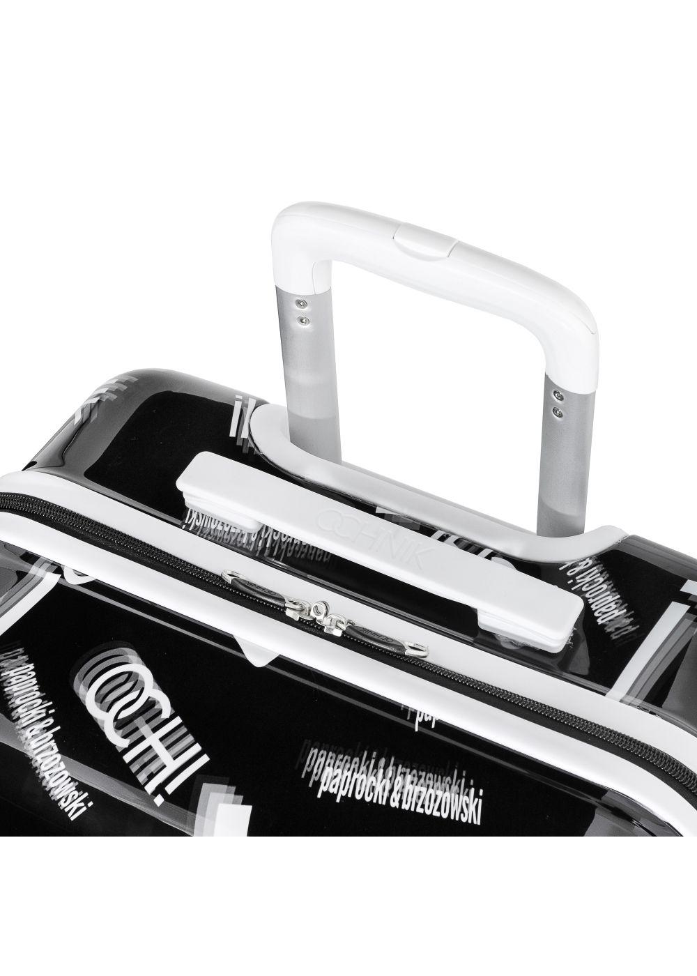 Mała walizka na kółkach WALAB-0042-99-19(Z19)
