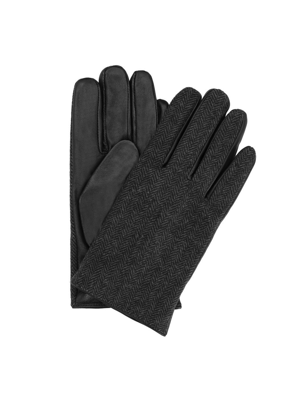 Rękawiczki męskie REKMS-0034-99(Z19)