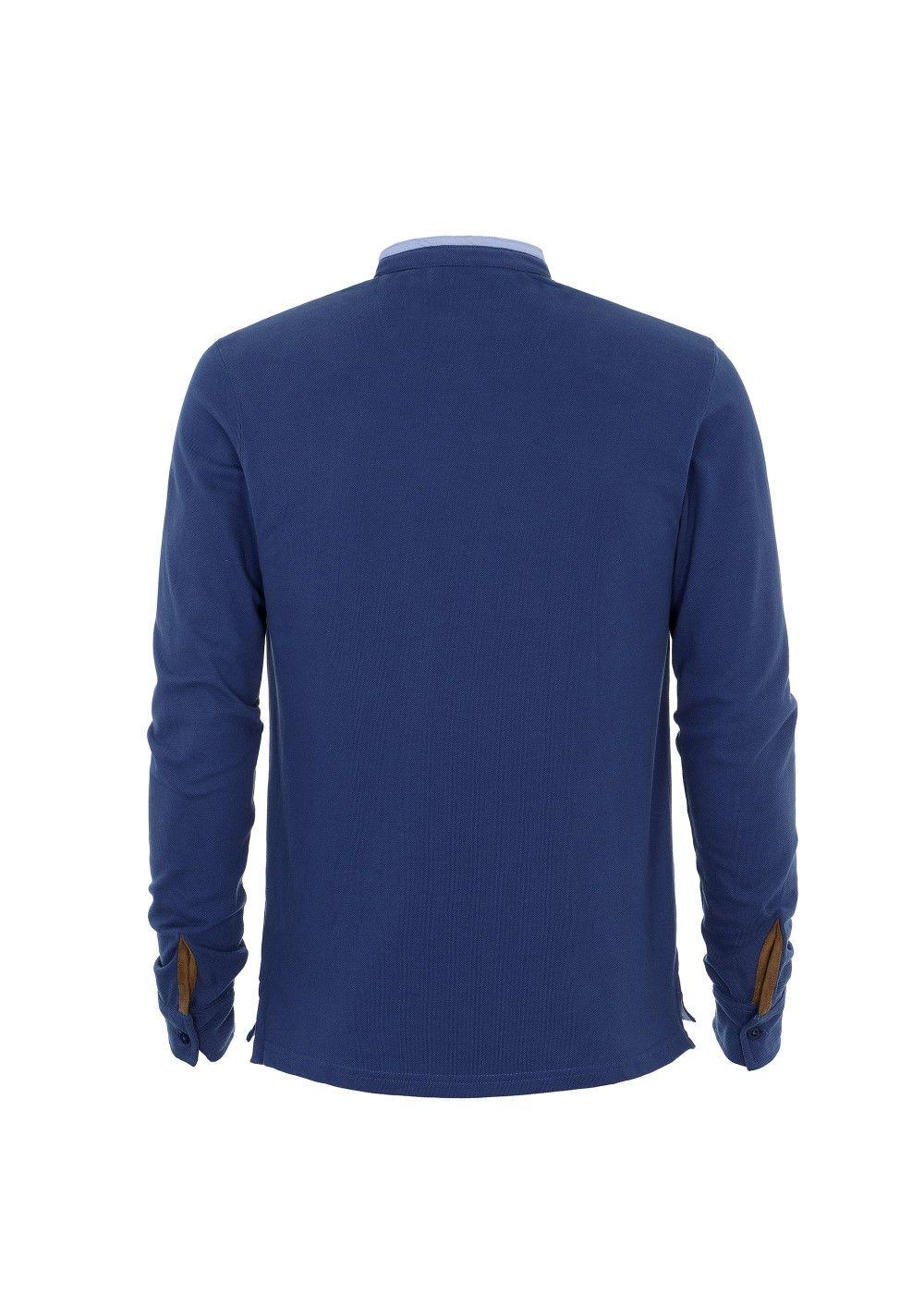 Koszulka męska LSLMT-0002-61(Z17)