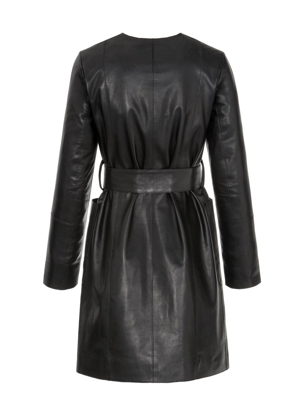 Płaszcz damski KURDS-0299-4229(W21)