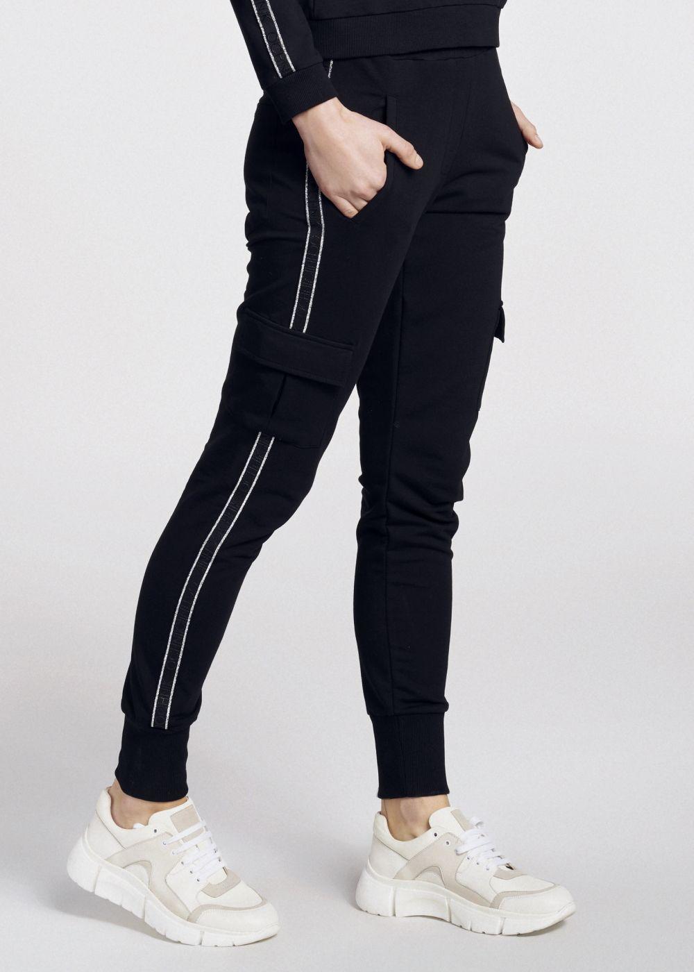 Spodnie damskie SPODT-0059-99(W21)