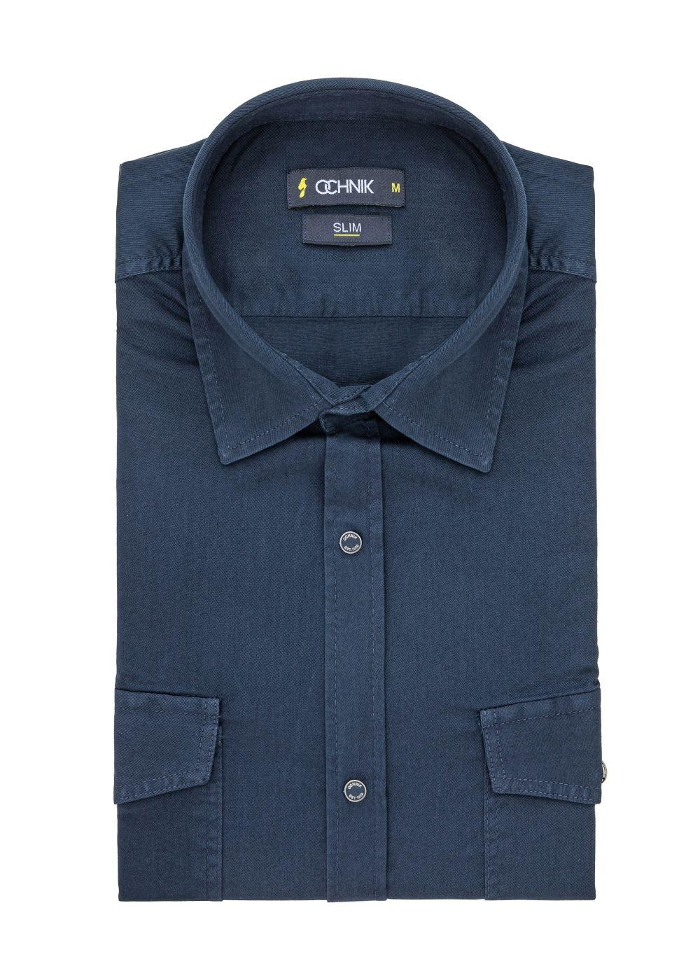 Koszula męska KOSMT-0226-69(Z20)