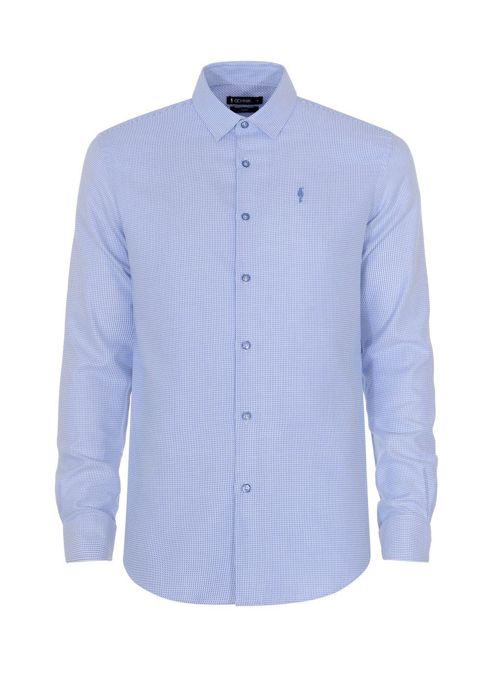 Koszula męska KOSMT-0160-11(Z21)