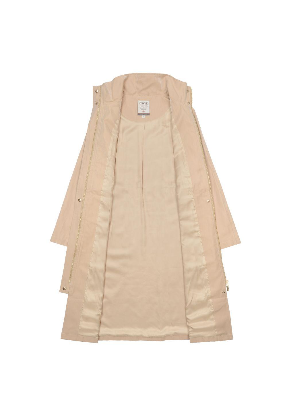 Płaszcz damski PLADT-0040-81(W20)
