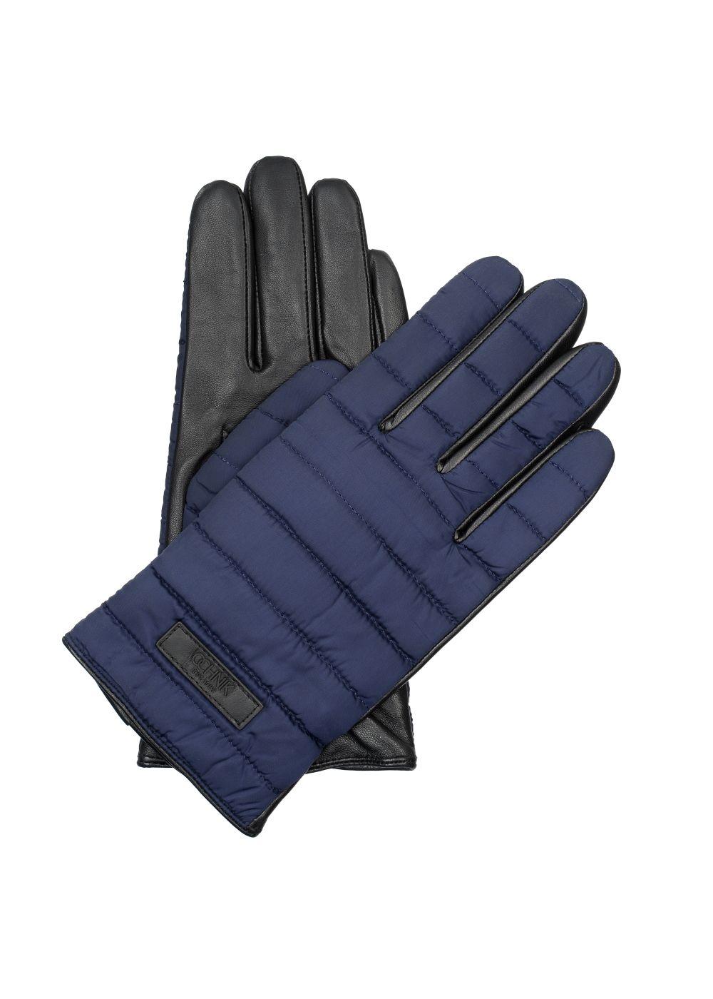 Rękawiczki męskie REKMS-0067-69(Z21)
