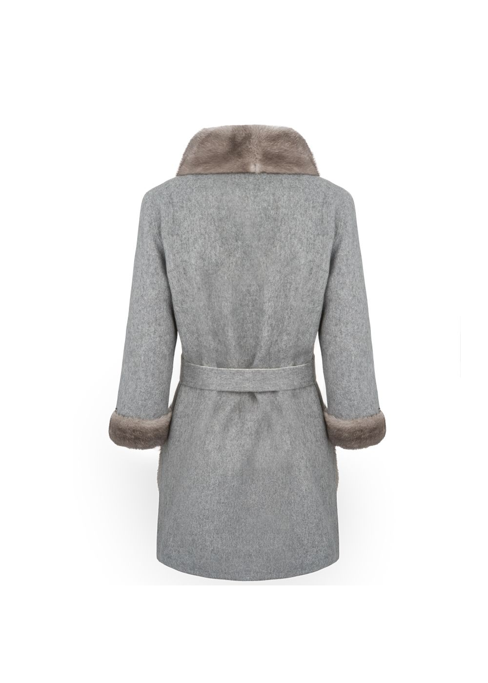 Płaszcz damski KURDT-0141-91(Z18)