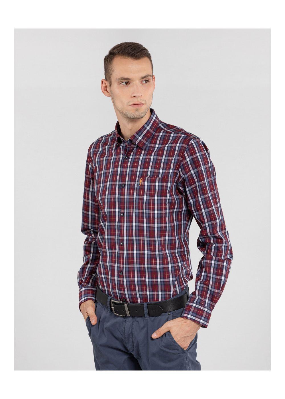 Koszula męska KOSMT-0205-49(Z20)