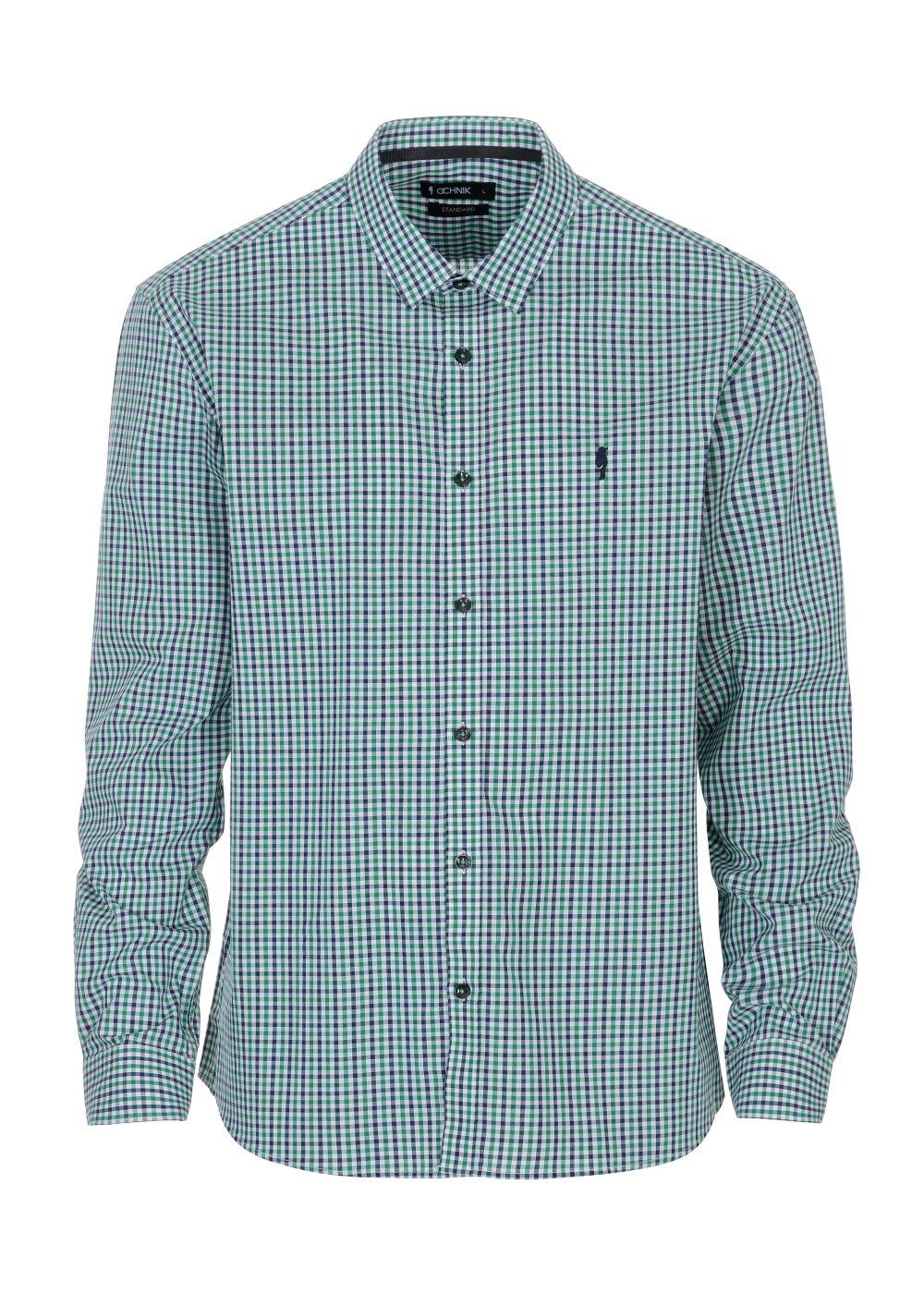 Koszula męska KOSMT-0248-51(W21)