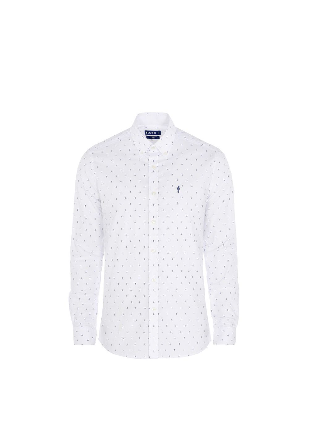 Koszula męska KOSMT-0183-11(W20)