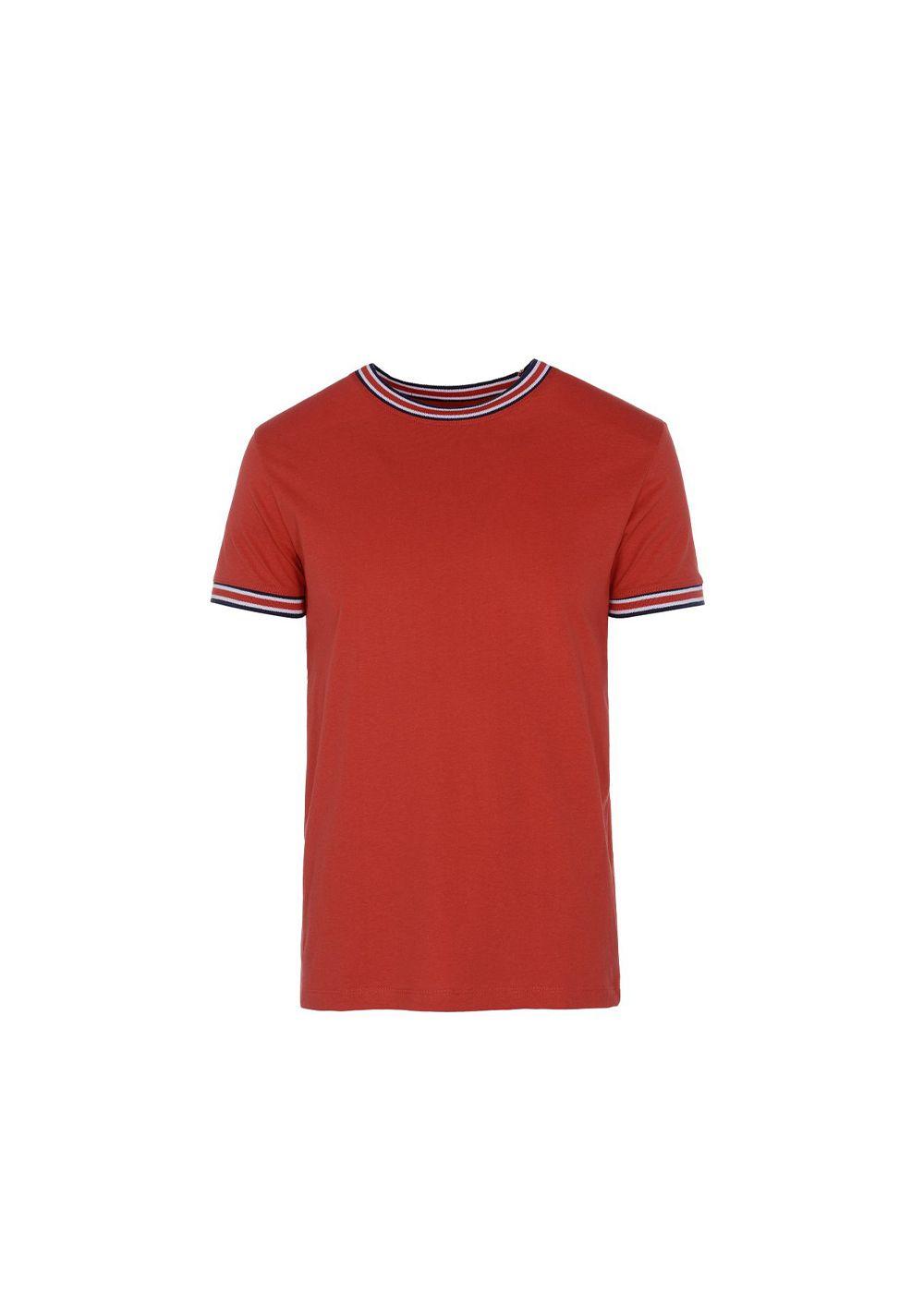 T-shirt męski TSHMT-0011-42(W19)