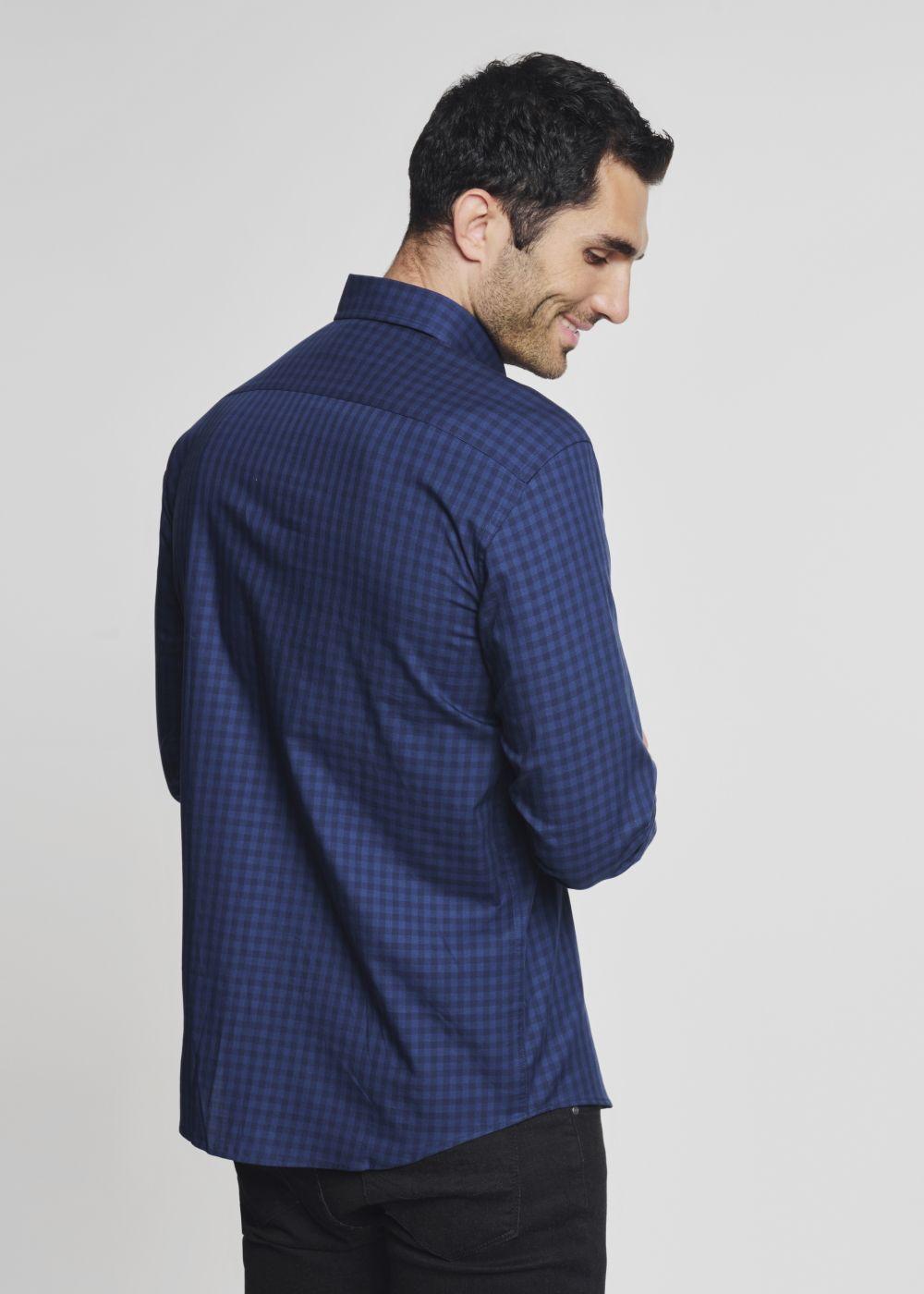 Koszula męska KOSMT-0231-69(Z21)