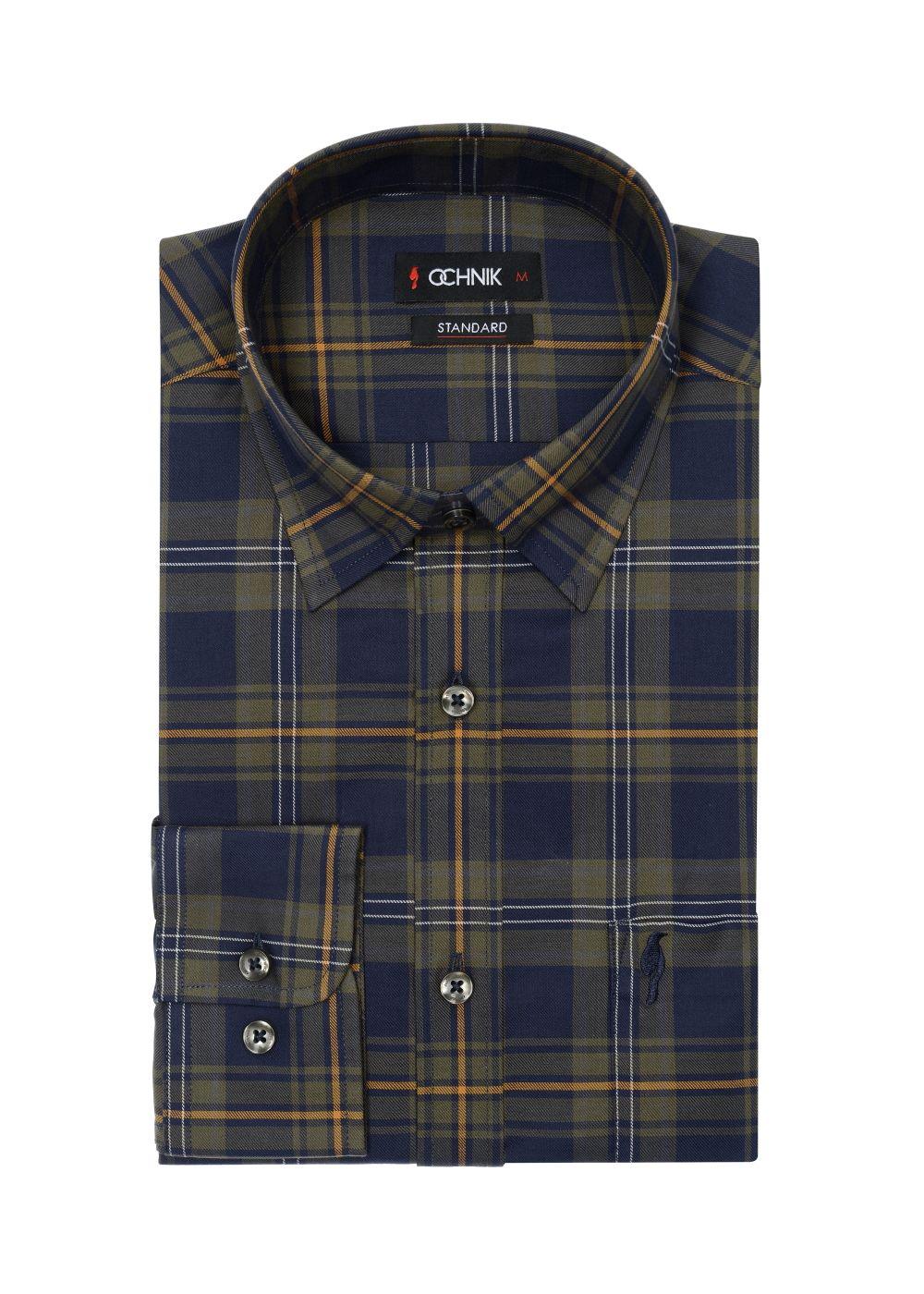 Koszula męska KOSMT-0232-55(Z21)