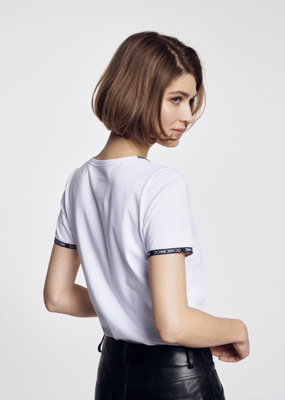 T-shirt damski TSHDT-0061-11(W21)