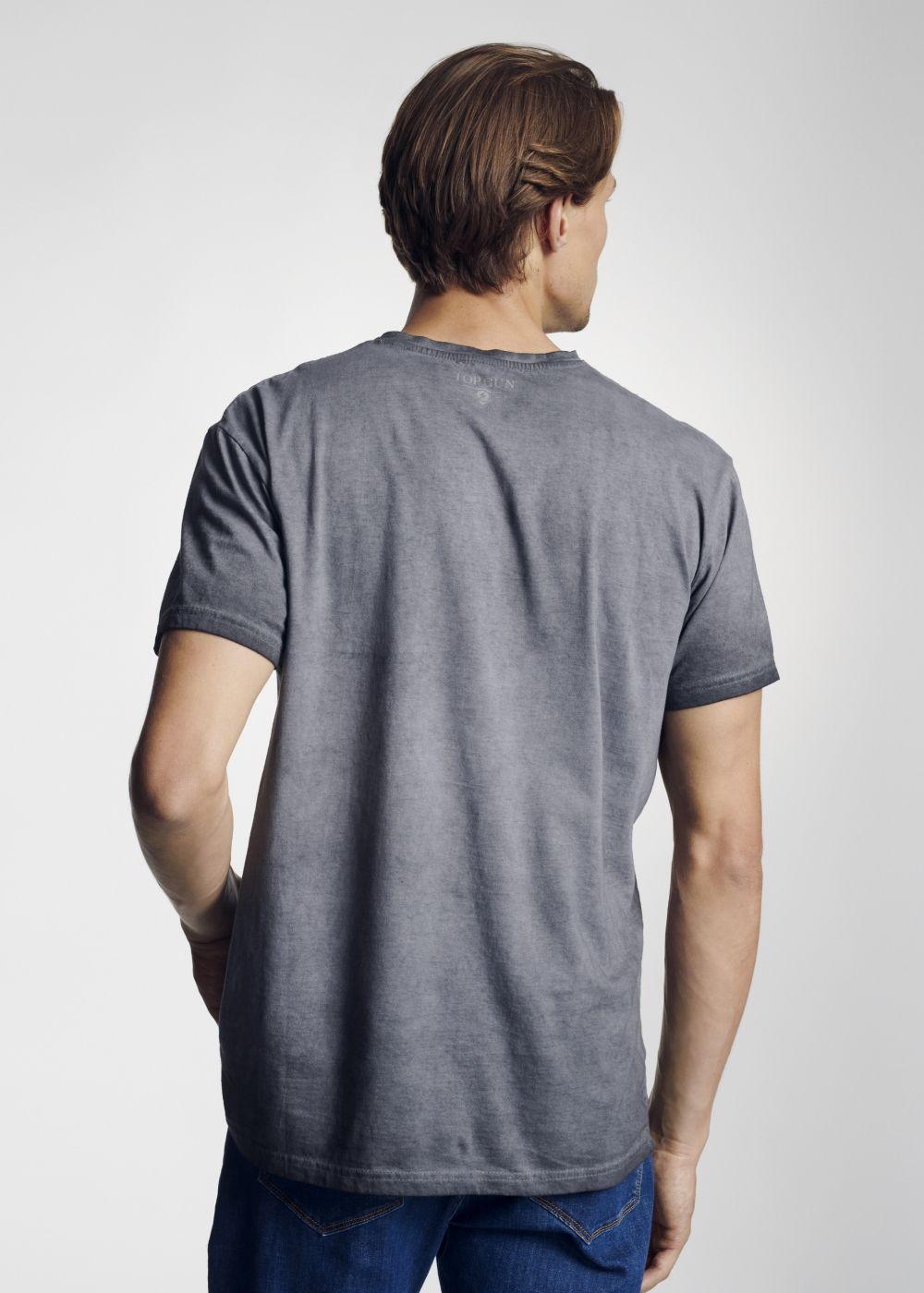 T-shirt męski TSHMT-0053-91(Z21)