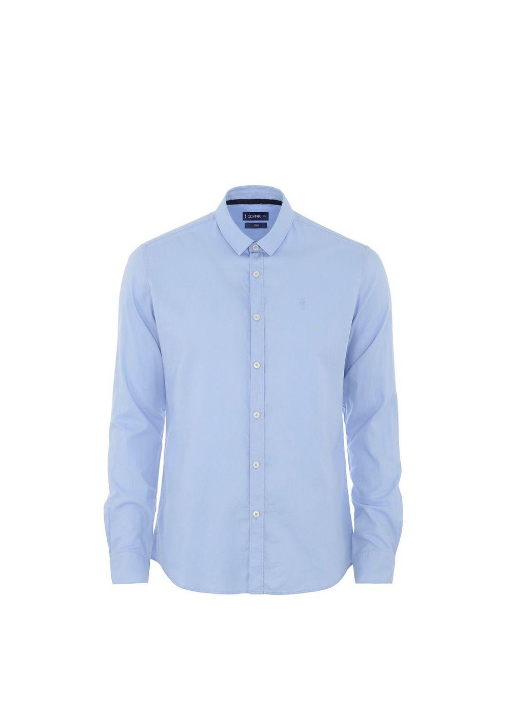 Koszula męska KOSMT-0068-61(W20)
