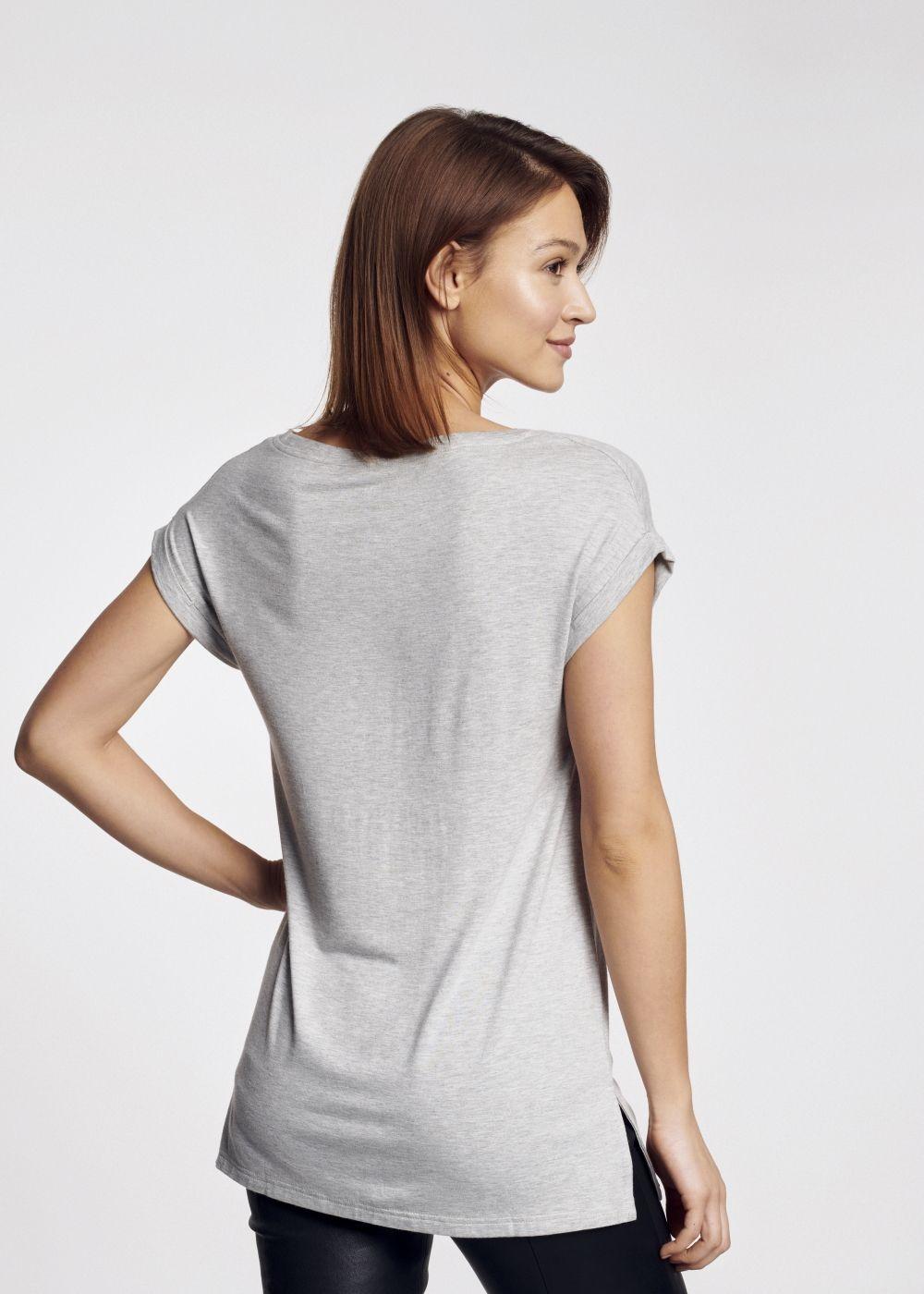T-shirt damski TSHDT-0067-91(W21)