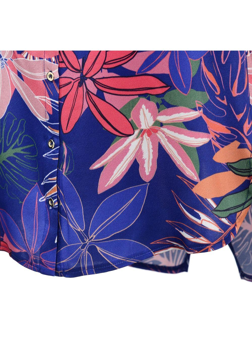 Koszula damska KOSDT-0058-72(W19)