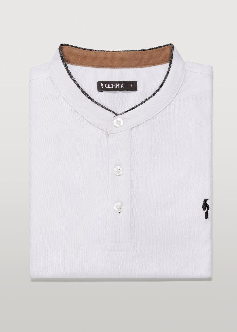 Koszulka polo POLMT-0044-11(W21)