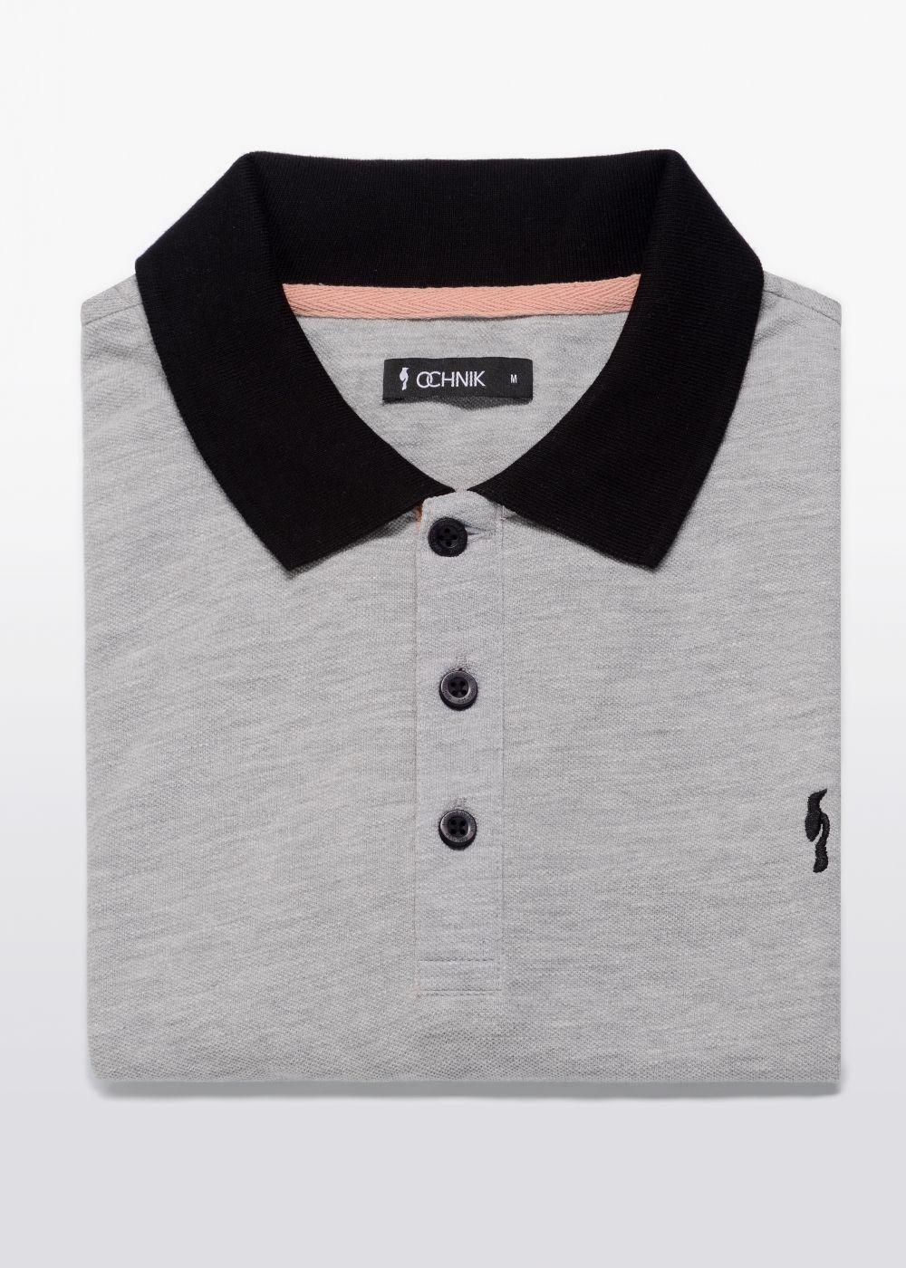 Koszulka polo POLMT-0042-91(W21)