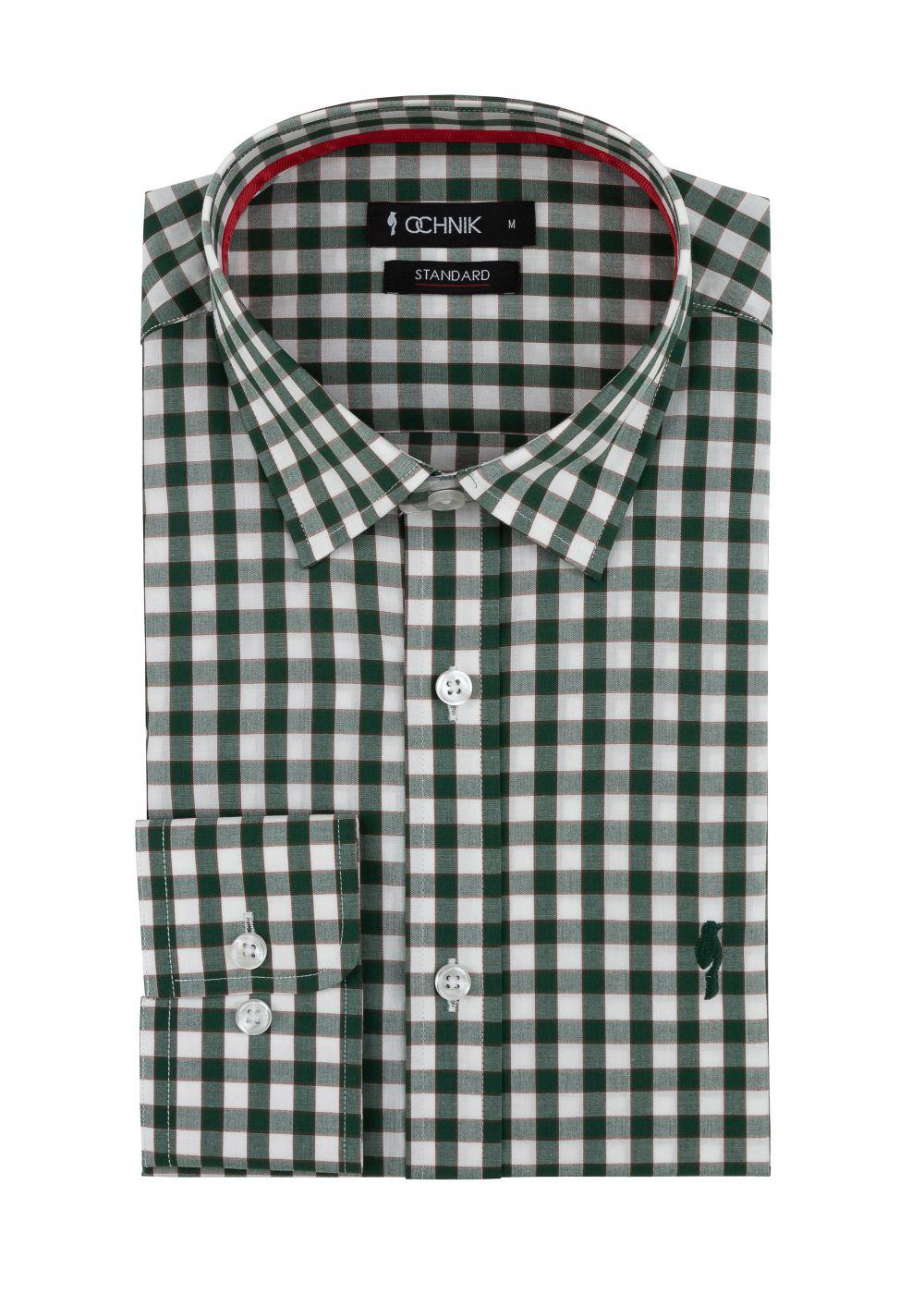 Koszula męska KOSMT-0166-51(W21)