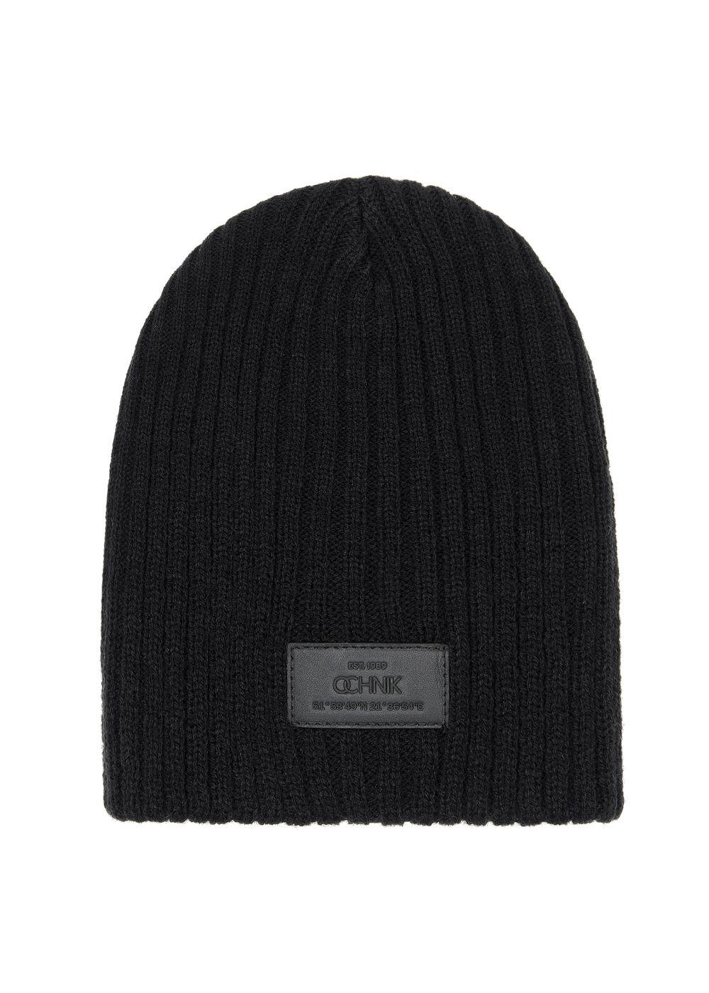 Zestaw czapka i szalik SZAMT-0016-99+CZAMT-0011-99(Z20)