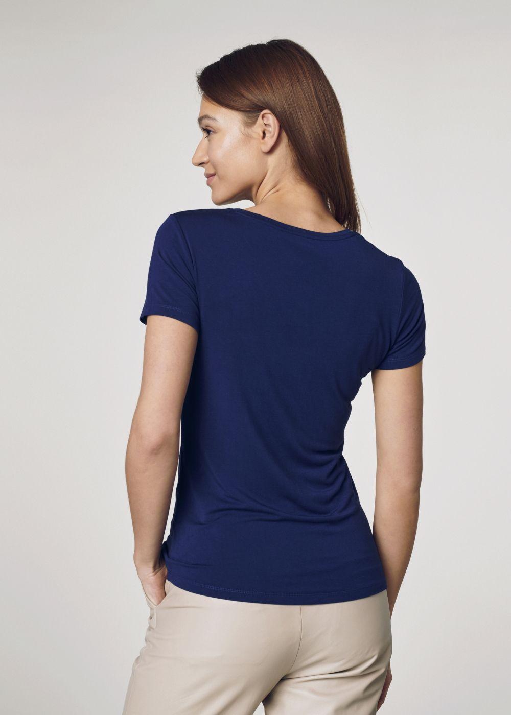 T-shirt damski TSHDT-0069-69(W21)