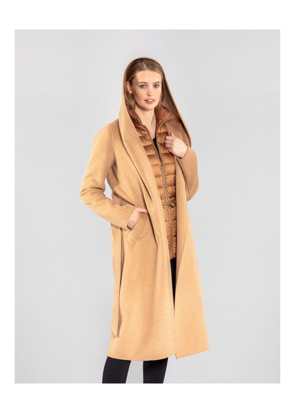 Płaszcz damski PLADT-0044-81(Z20)