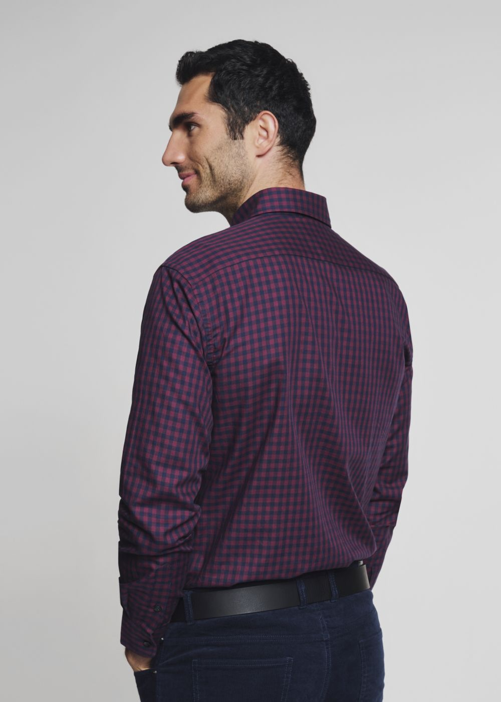 Koszula męska KOSMT-0231-49(Z21)