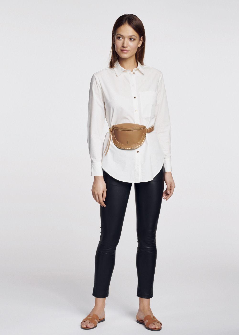 Koszula damska KOSDT-0071-11(W21)