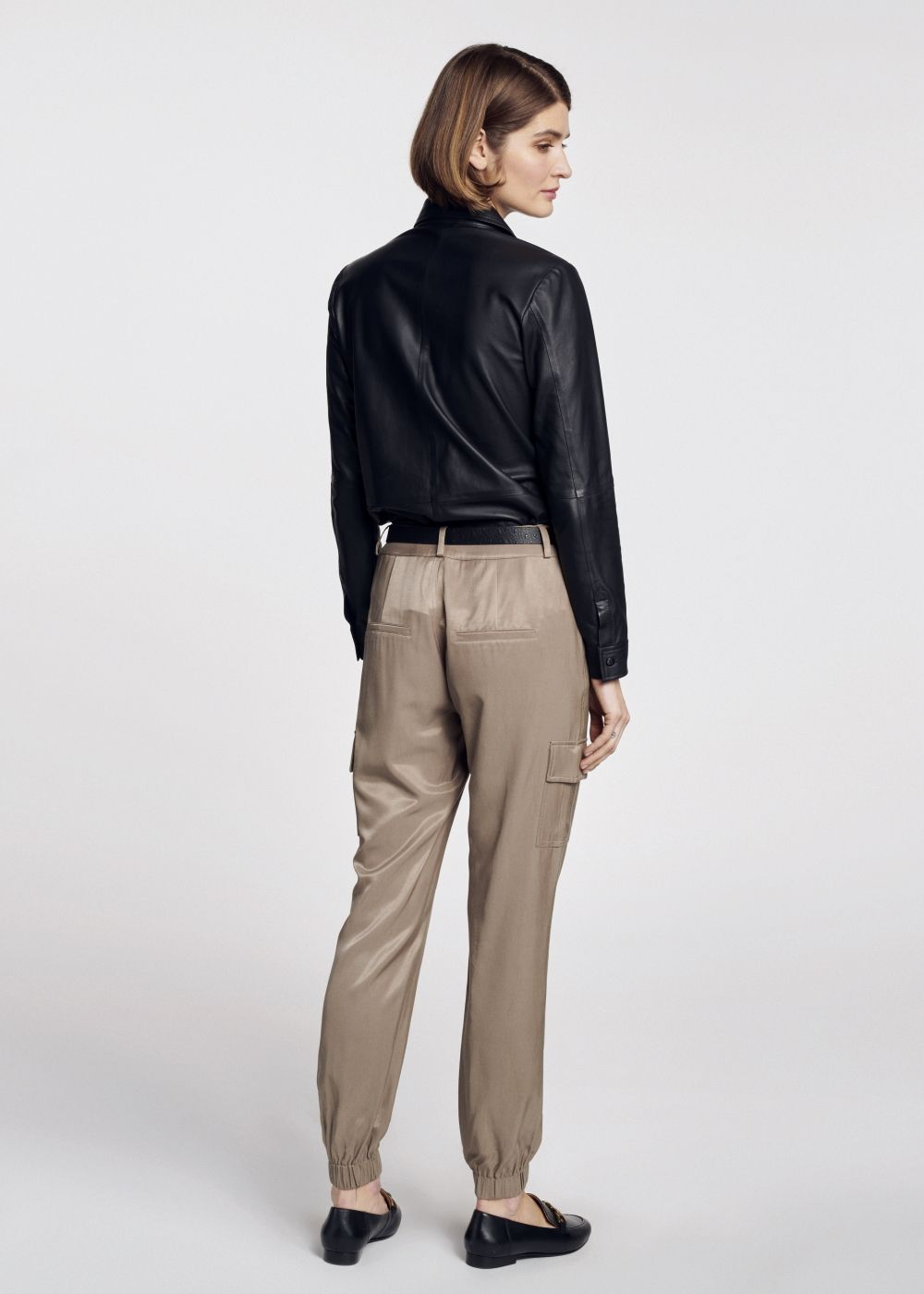 Spodnie damskie SPODT-0045-57(W21)