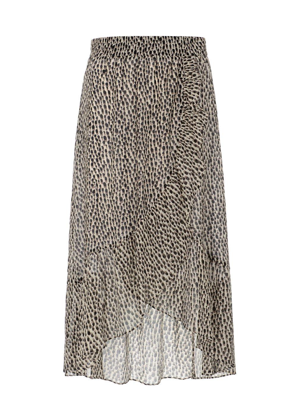 Spódnica damska SPCDT-0041-81(W21)