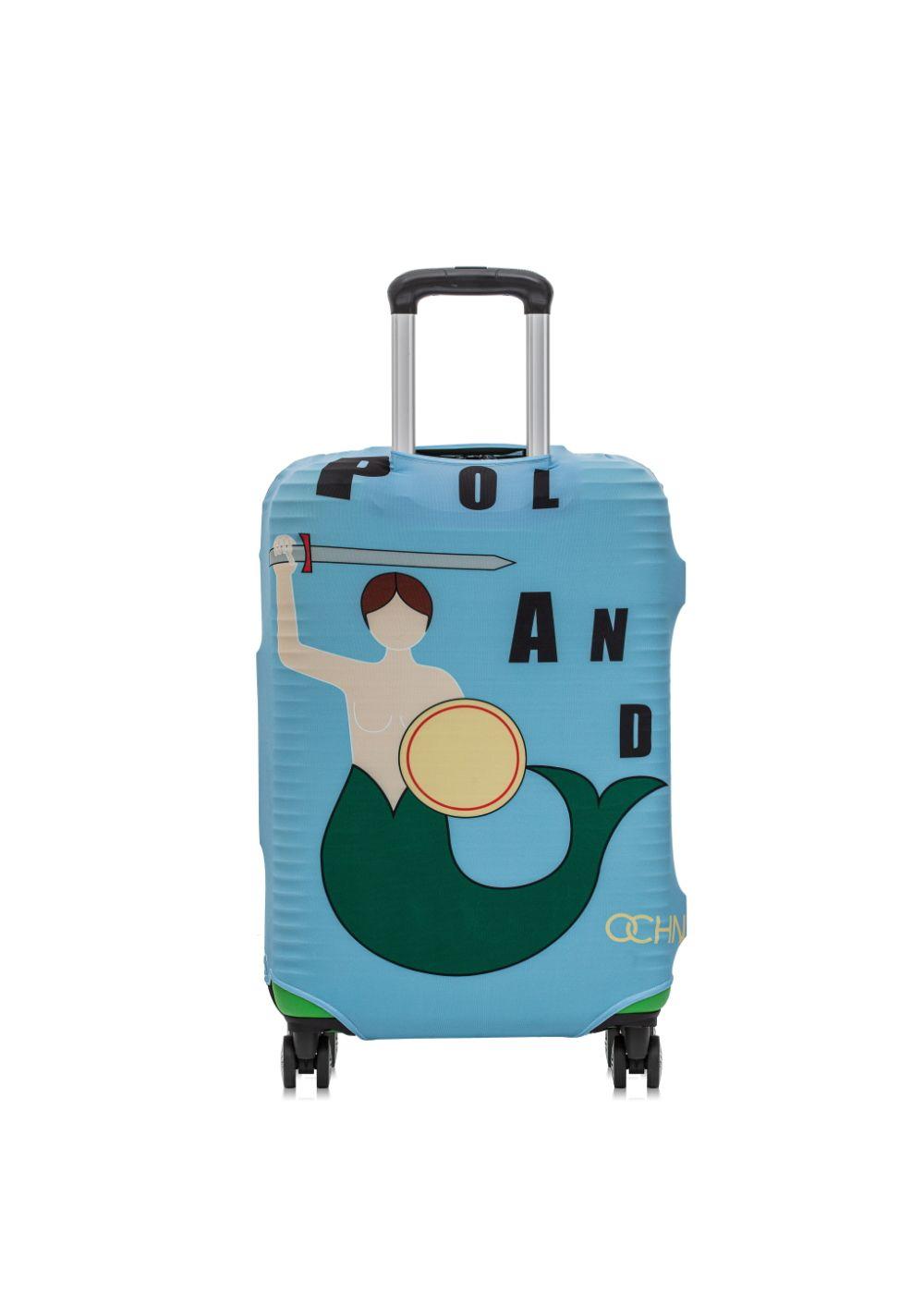 Pokrowiec na średnią walizkę AW-004-0013-62(W21)