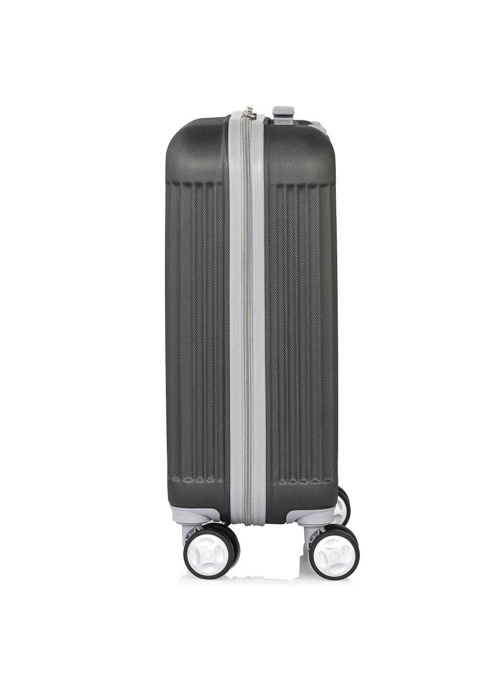 Mała walizka na kółkach WALAB-0036-95-19