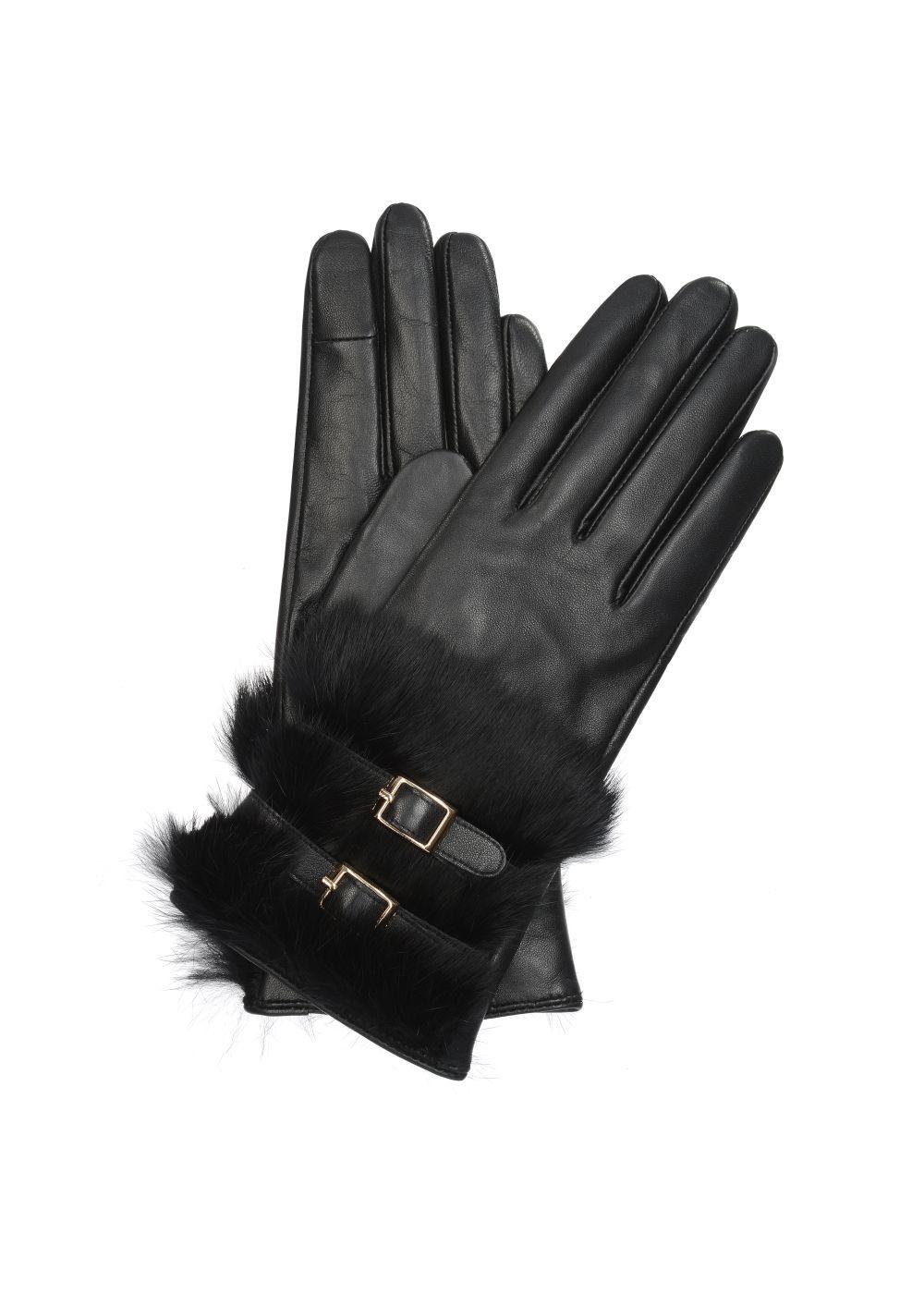 Rękawiczki damskie REKDS-0065-99(Z21)