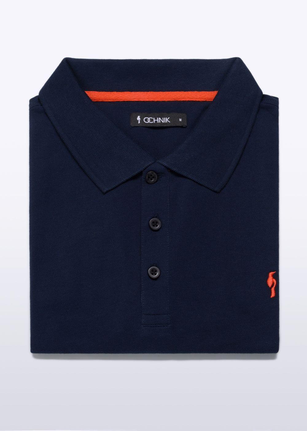 Koszulka polo POLMT-0042-69(W21)