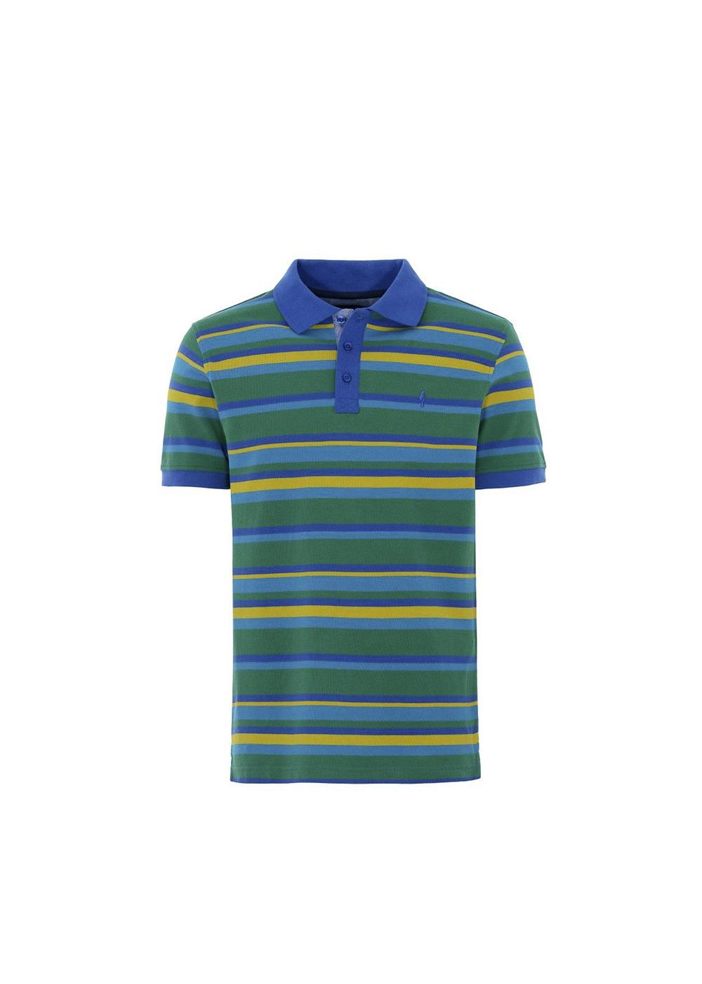 Koszulka polo POLMT-0015-51(W18)