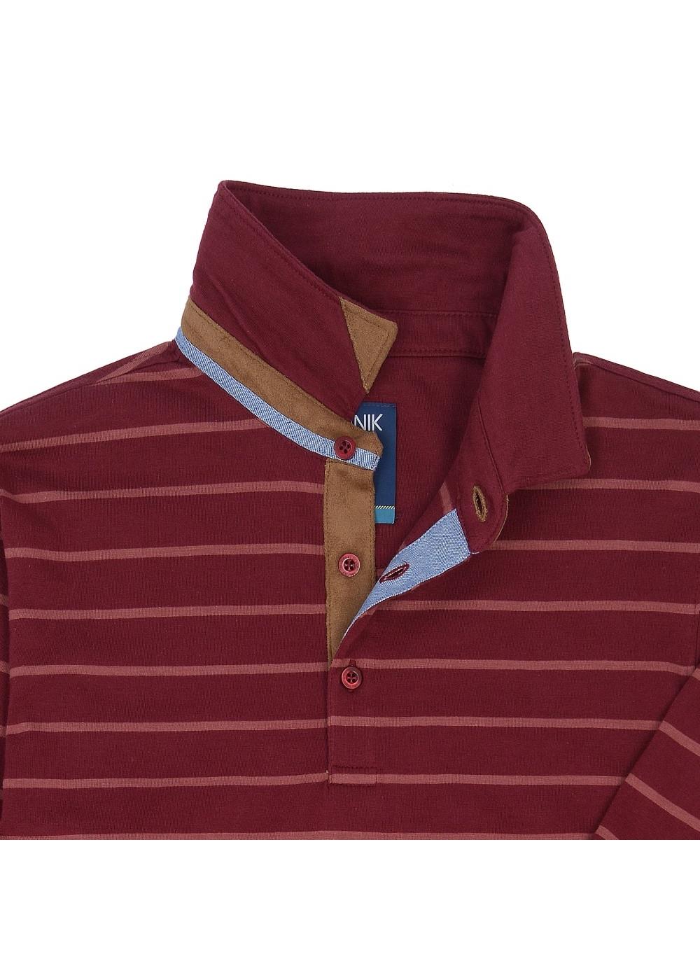 Koszula polo POLMT-0012-49(Z17)