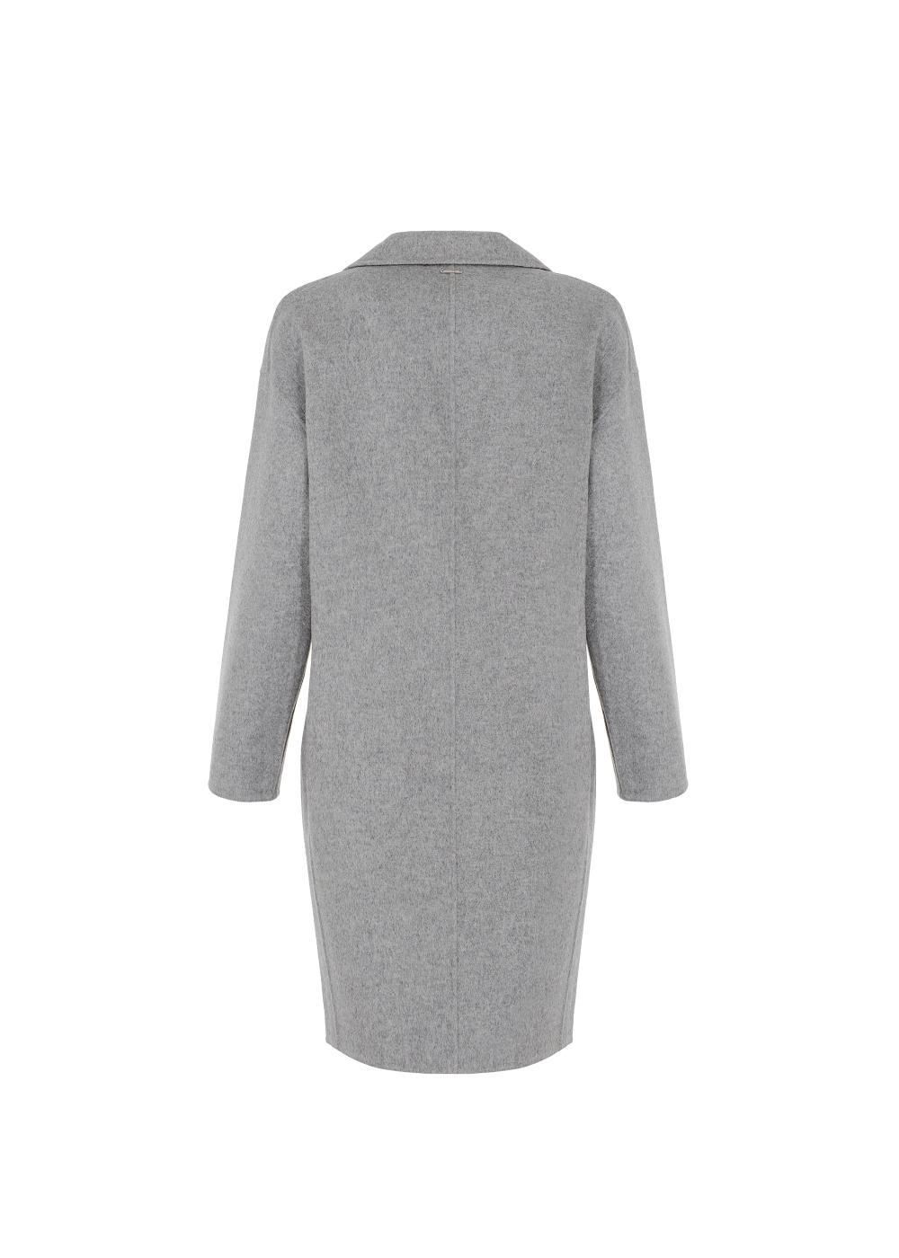 Płaszcz damski PLADT-0029-91(W19)