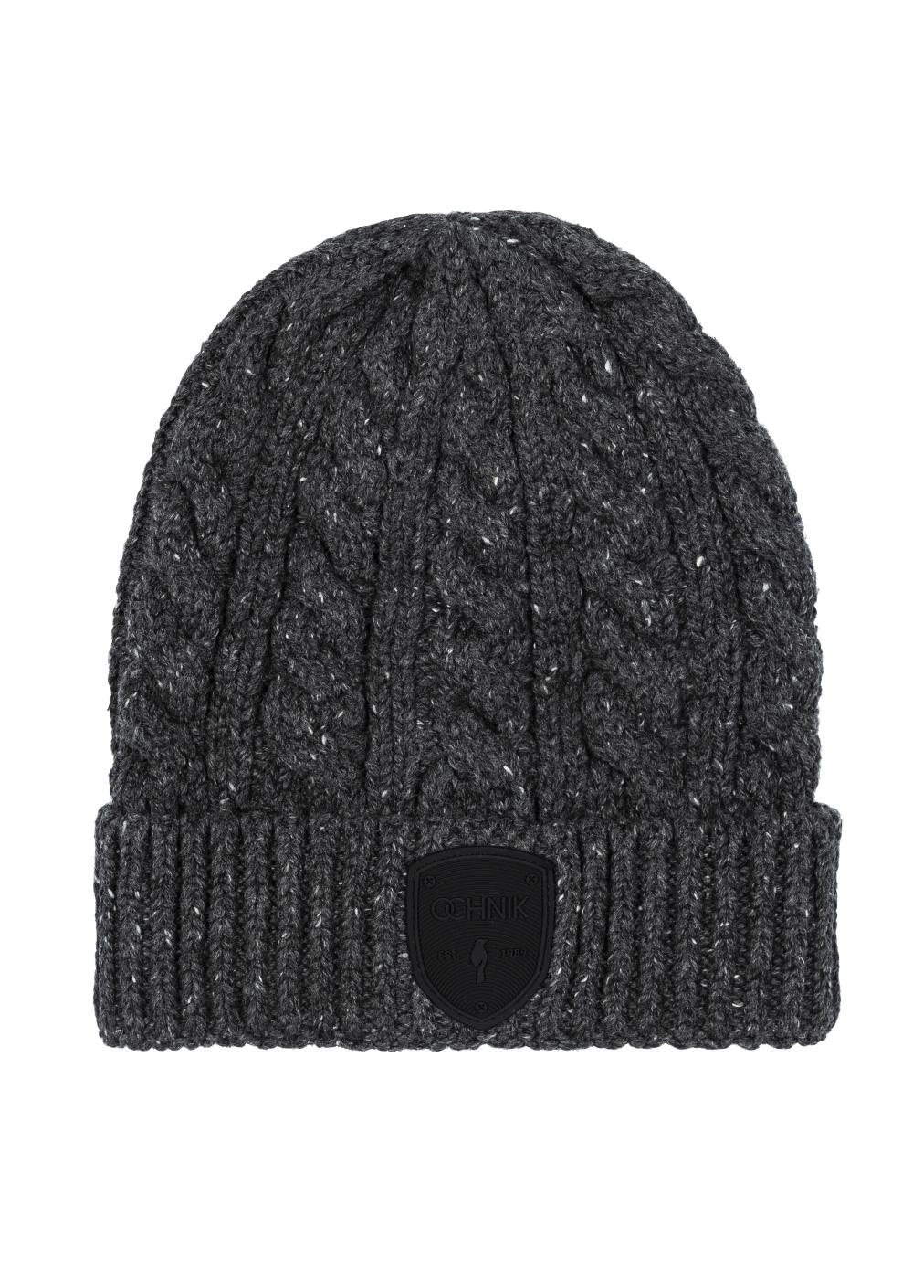 Zestaw czapka i szalik SZAMT-0012-91+CZAMT-0012-91(Z20)