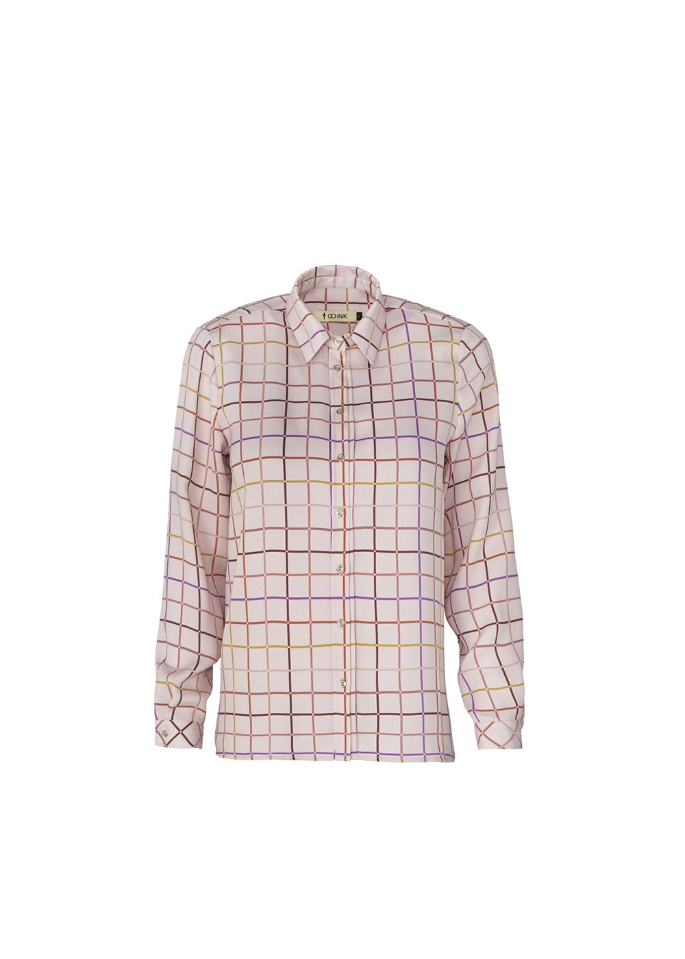 Koszula damska KOSDT-0055-31(W19)