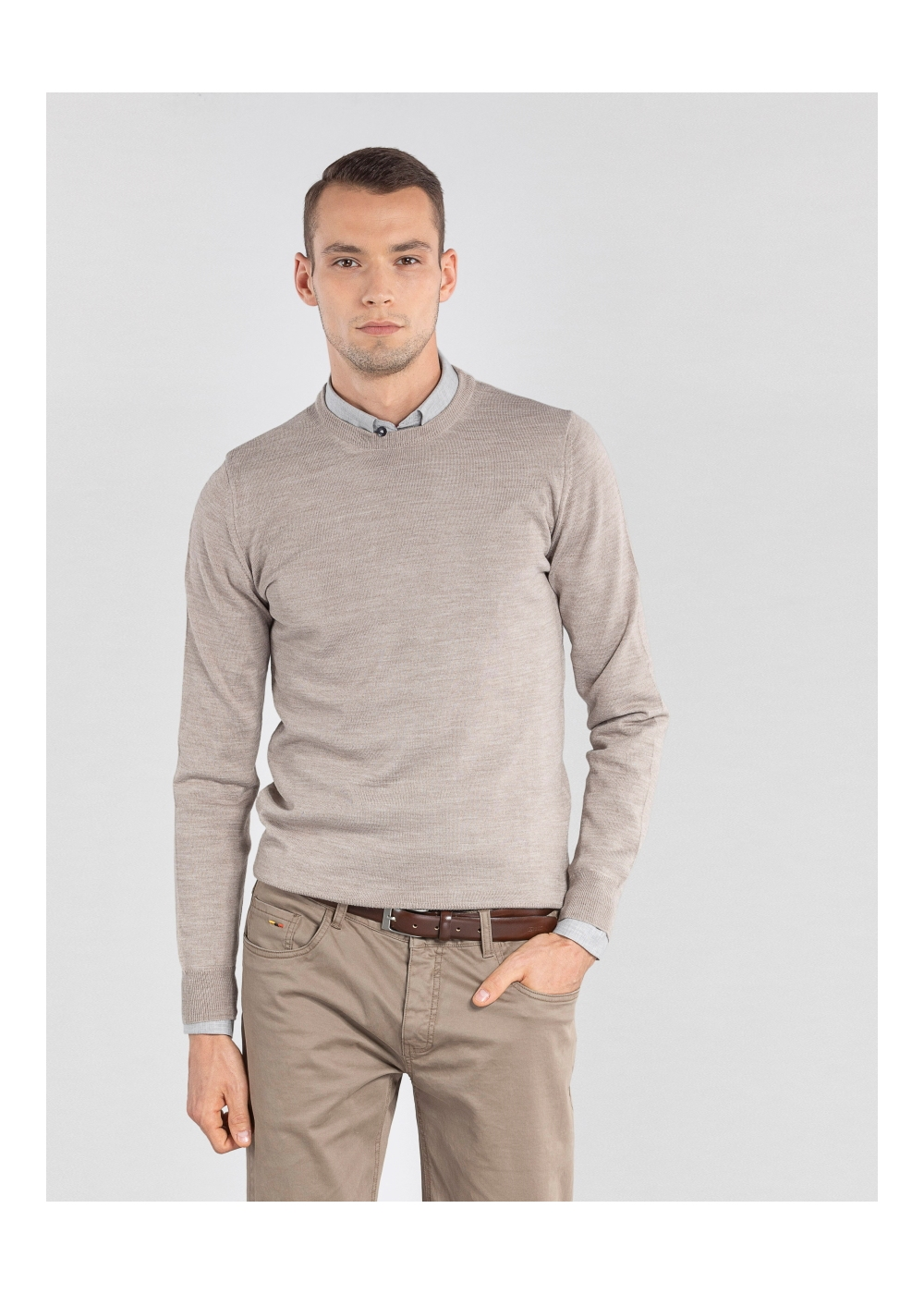 Sweter męski SWEMT-0089-81(Z20)