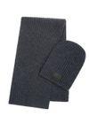 Zestaw czapka i szalik SZAMT-0016-69+CZAMT-0011-69(Z20)