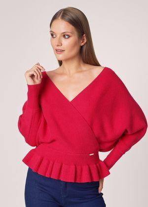 Sweter damski SWEDT-0126-31(Z21)